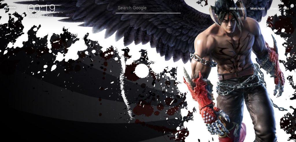 Tekken 7 Wallpapers Hd New Tab Theme Chrome Extensions Faerytab