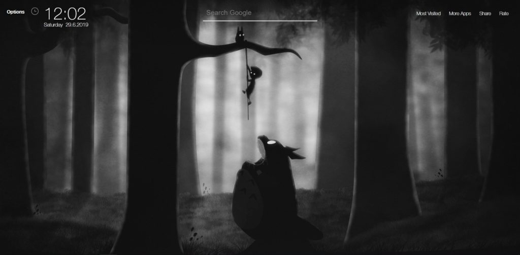 Limbo Game Wallpapers Hd New Tab Theme Chrome Extensions