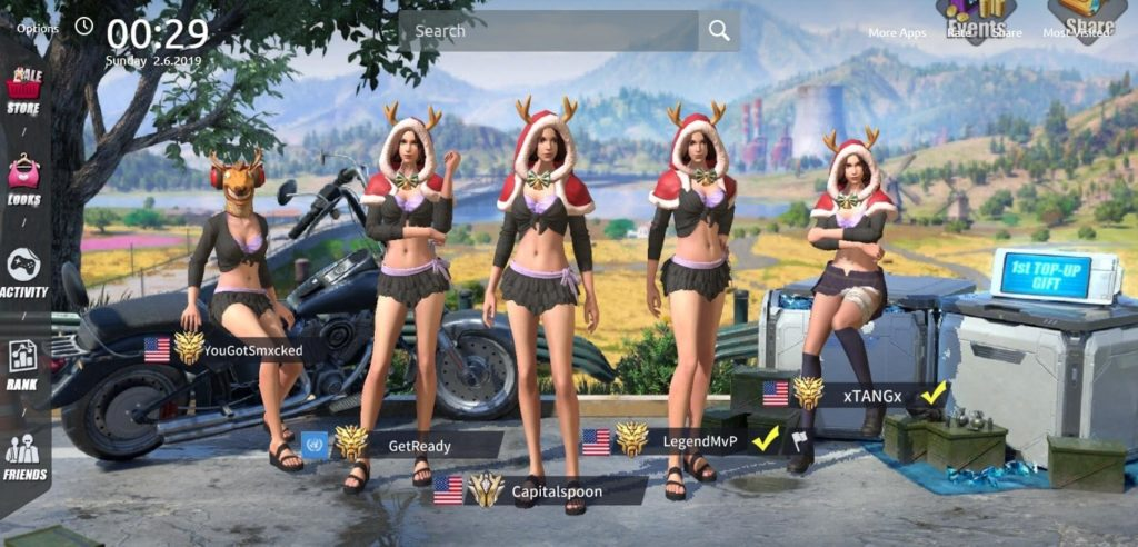 Rules Of Survival Wallpapers Hd New Tab Theme Chrome