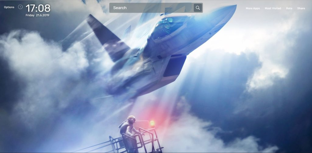 Ace Combat 7 Skies Unknown Wallpapers Hd New Tab Theme