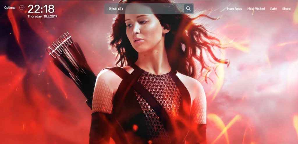 The Hunger Games Wallpapers Hd New Tab Theme Chrome