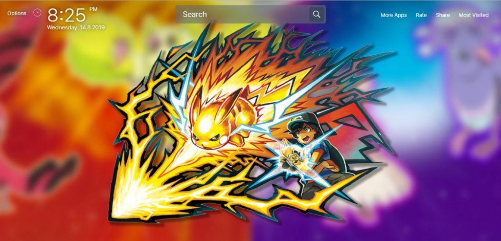 Pokemon ultra sun and moon wallpapers